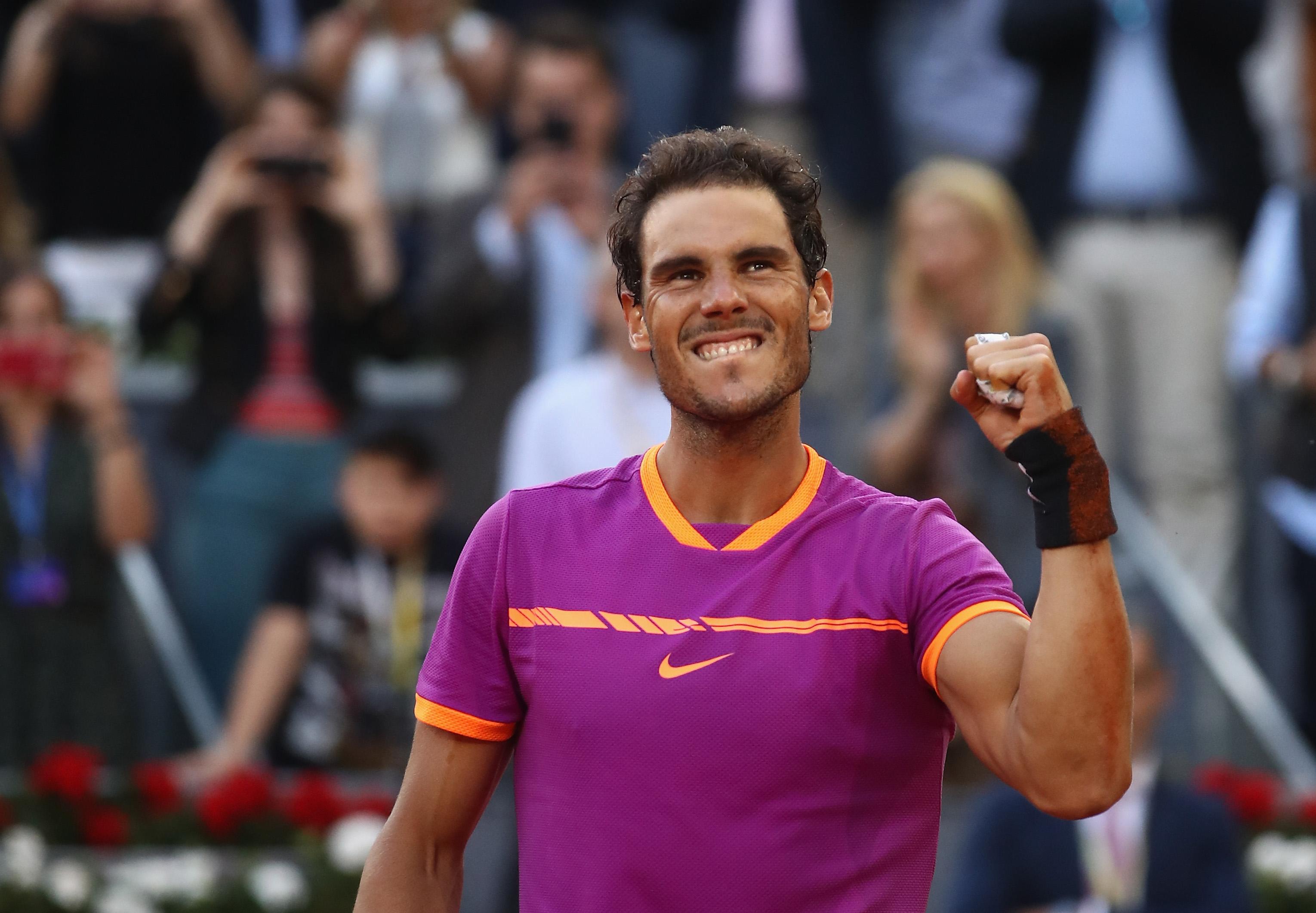 Keine Überraschung: Für Michael Kohlmann ist Rafael Nadal der absolute Top-Favavorit auf den French Open-Titelgewinn.
