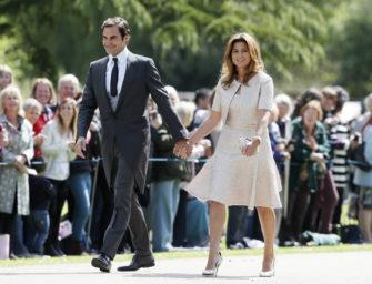 Wieso schlug Roger Federer bei der Pippa-Hochzeit auf?