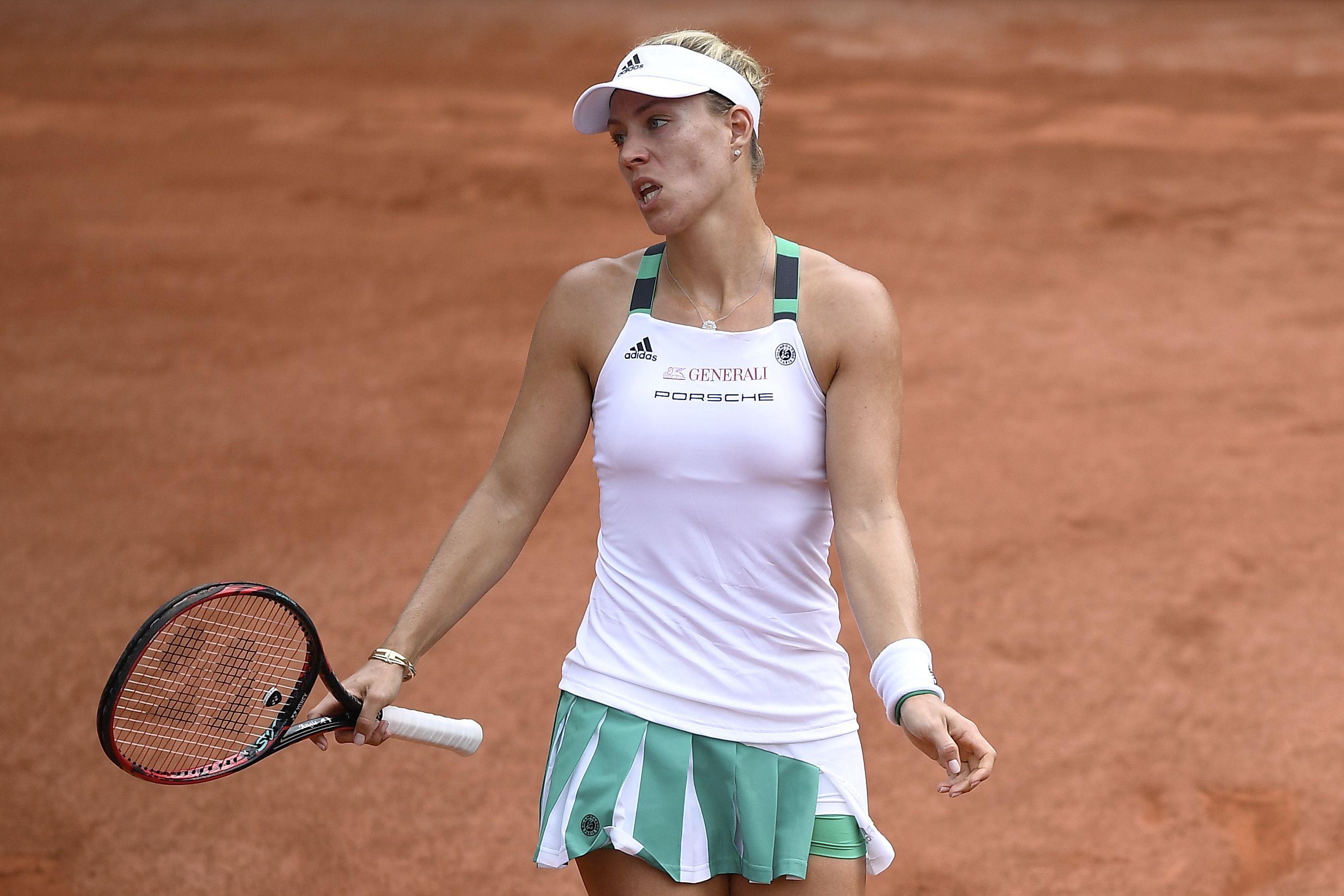 Verliererin Kerber, Gewinnerin Kvitova