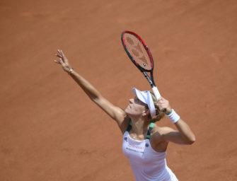 Post aus Paris: Verliererin Kerber, Gewinnerin Kvitova