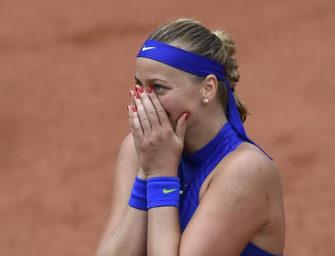 Post aus Paris: Petra Kvitova hat dem Tennis gefehlt
