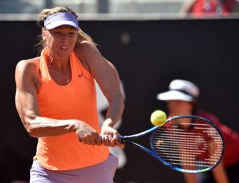 "WTA-Präsident Simon: ""Sharapova hat ihre Strafe abgesessen"""