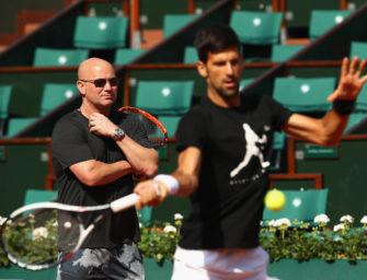 Post aus Paris: Der suchende Djokovic ist fündig geworden