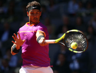 Finale in Madrid: Nadal gegen Thiem