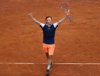 Nach 17 Siegen in Serie: Nadal verliert gegen Thiem
