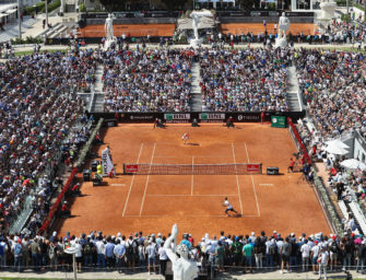 Viertelfinale in Rom: Zverev vs. Raonic im Free-TV bei SKY