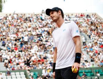 Podcast aus Paris –Tag 5: Die Mühen des Andy Murray