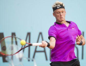 French Open: Kuhn verliert Junioren-Finale