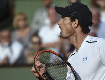 Trotz Fehlstart: Murray steht im Halbfinale von Roland Garros