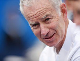 McEnroe bereut Williams-Seitenhieb