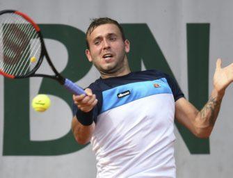Tennis: Brite Evans positiv auf Kokain getestet