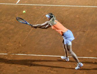 Keine Dopingkontrolle: Sharapova in Stuttgart nicht getestet