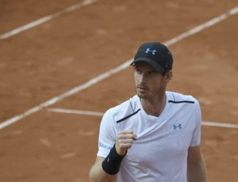 Paris: Murray quält sich in die dritte Runde