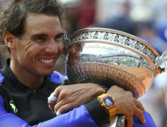 Spanische Pressestimmen zu Nadals Sieg bei den French Open (zusammengestellt vom SID)