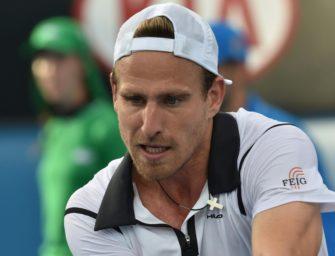 Tennis: Gojowczyk verliert im Achtelfinale von Stuttgart