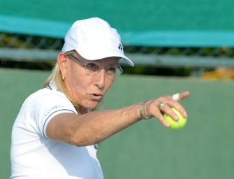 """Navratilova wehrt sich: """"Court ist eine Rassistin und eine homophobe Person"""""""