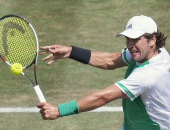 Tennis: Mischa Zverev gewinnt deutsches Achtelfinale in Stuttgart