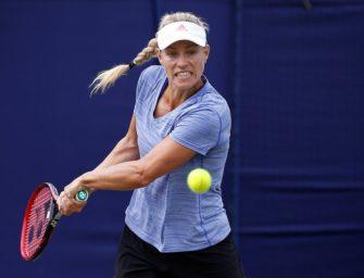 Kerber in Wimbledon erstmals topgesetzt