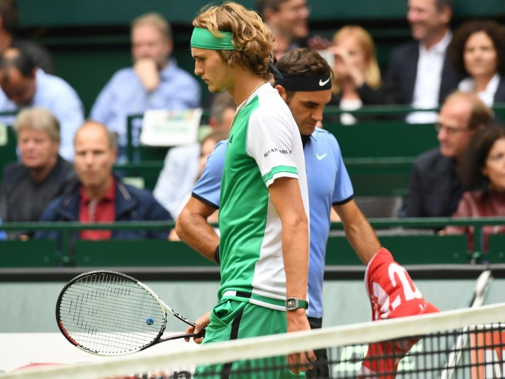 Zverev Bruder Verpassen Doppeltitel In Halle Tennis Magazin