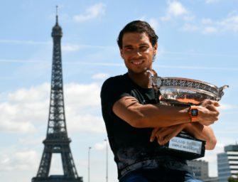 Nadal gönnt sich Pause nach Paris: Kein Start im Queen's Club