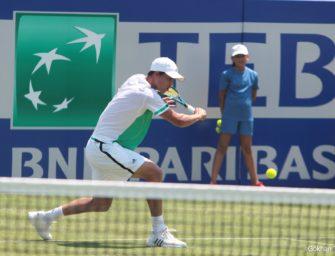 Erfolgslauf geht weiter: Altmaier in Antalya im Viertelfinale