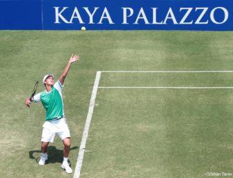 Daniel Altmaier gewinnt in Antalya sein erstes ATP-Match