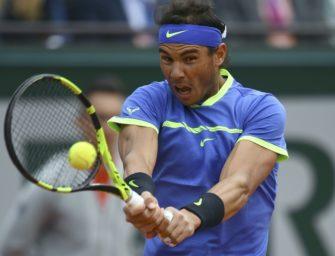 Nadal nach Kurzarbeit im Halbfinale von Paris