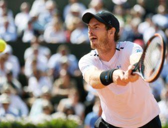 Hüftschmerzen: Murray tritt in Wimbledon-Vorbereitung kürzer