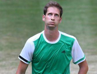 Titelverteidiger Mayer scheitert in Halle an Federer