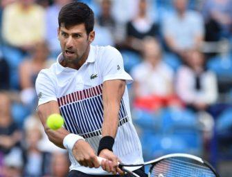 Djokovic bietet Becker seine Hilfe an