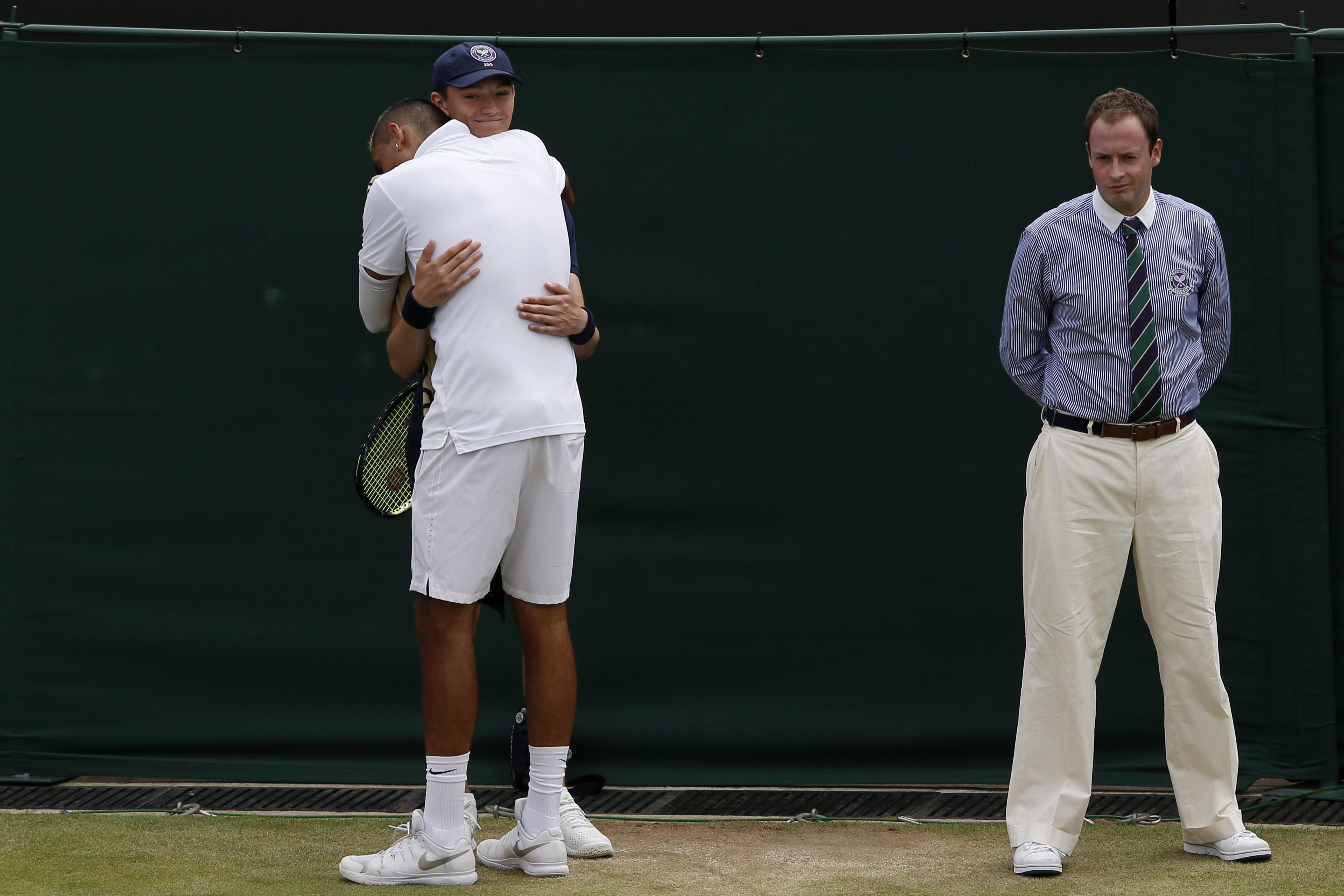 Ballkinder Wimbledon
