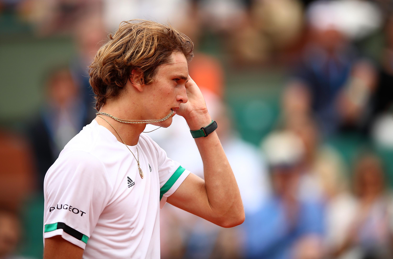 Alexander Zverev verpasste den Einzug ins Finale von s´Hertogenbosch.