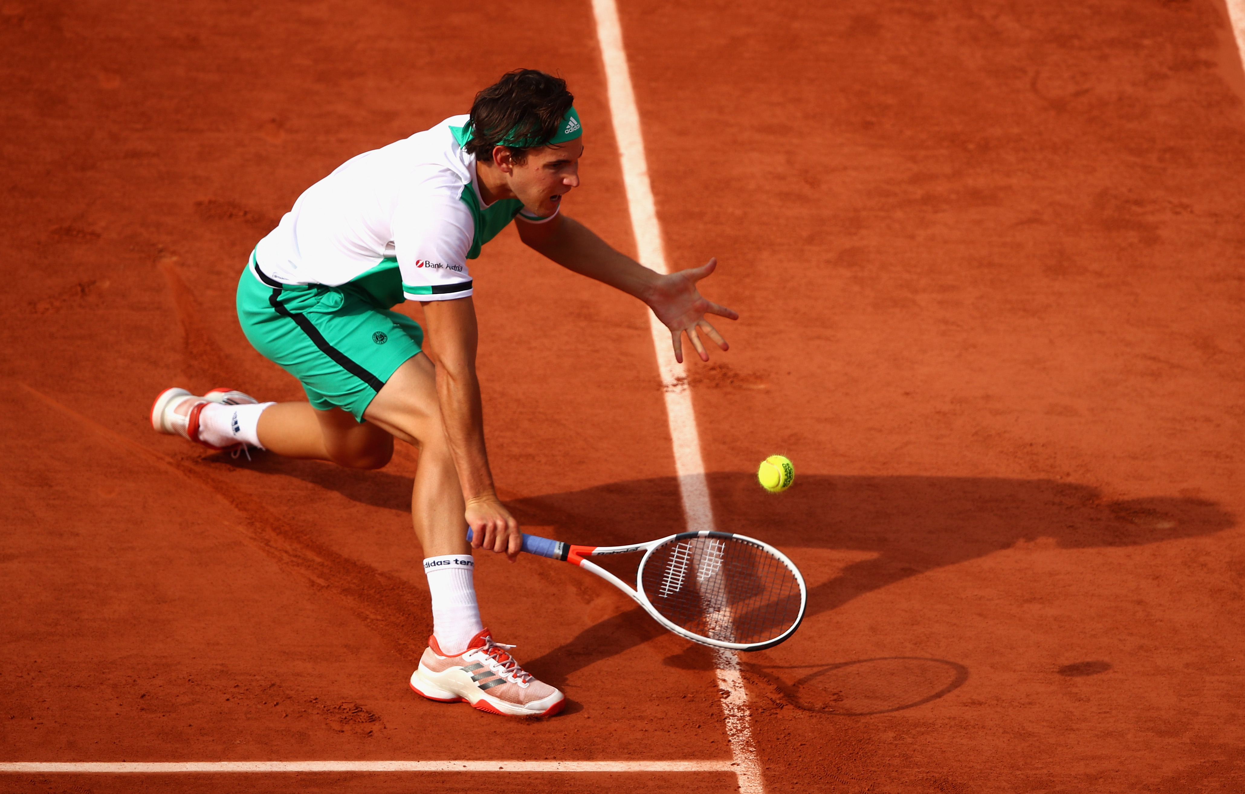 Thiem gegen Djokovic