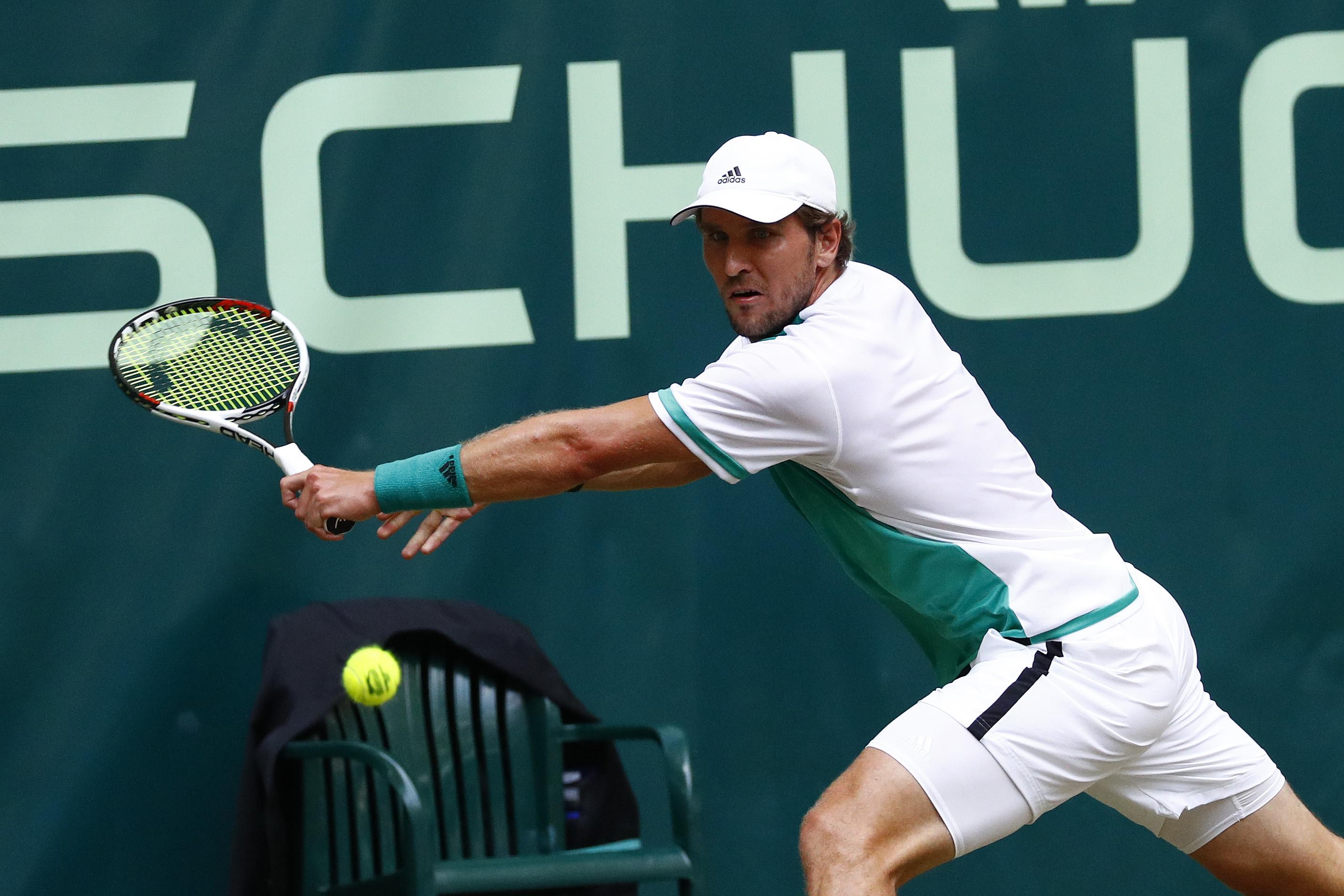 Das beste Wimbledon-Ergebnis von Mischa Zverev war bisher der Einzug in die dritte Runde 2008. Damals verlor er gegen Stan Wawrinka.