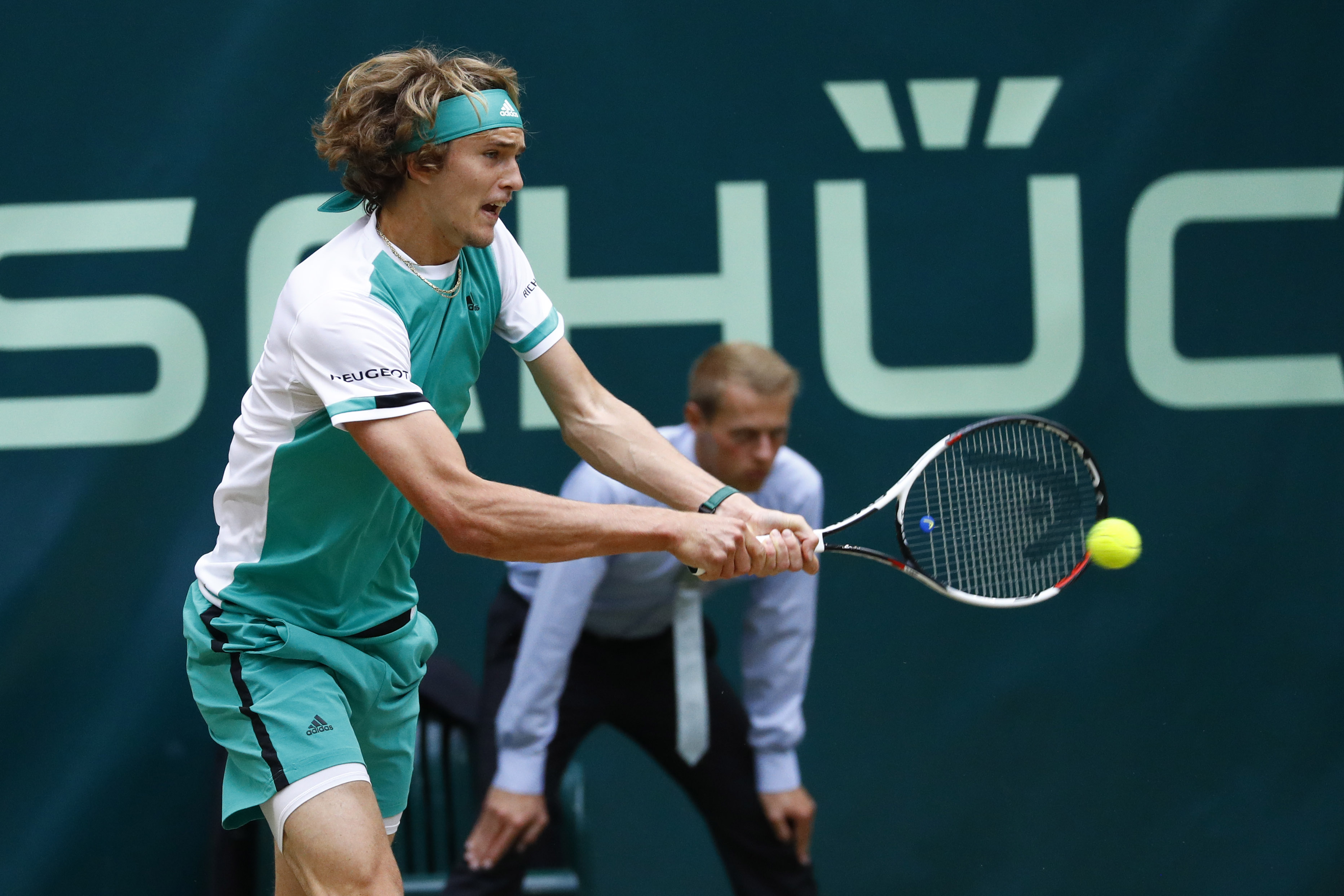 Alexander Zverev stand zuletzt beim Turnier von Halle im Finale. Dort verlor er jedoch deutlich (1:6, 3:6) gegen Rekordsieger Roger Federer.