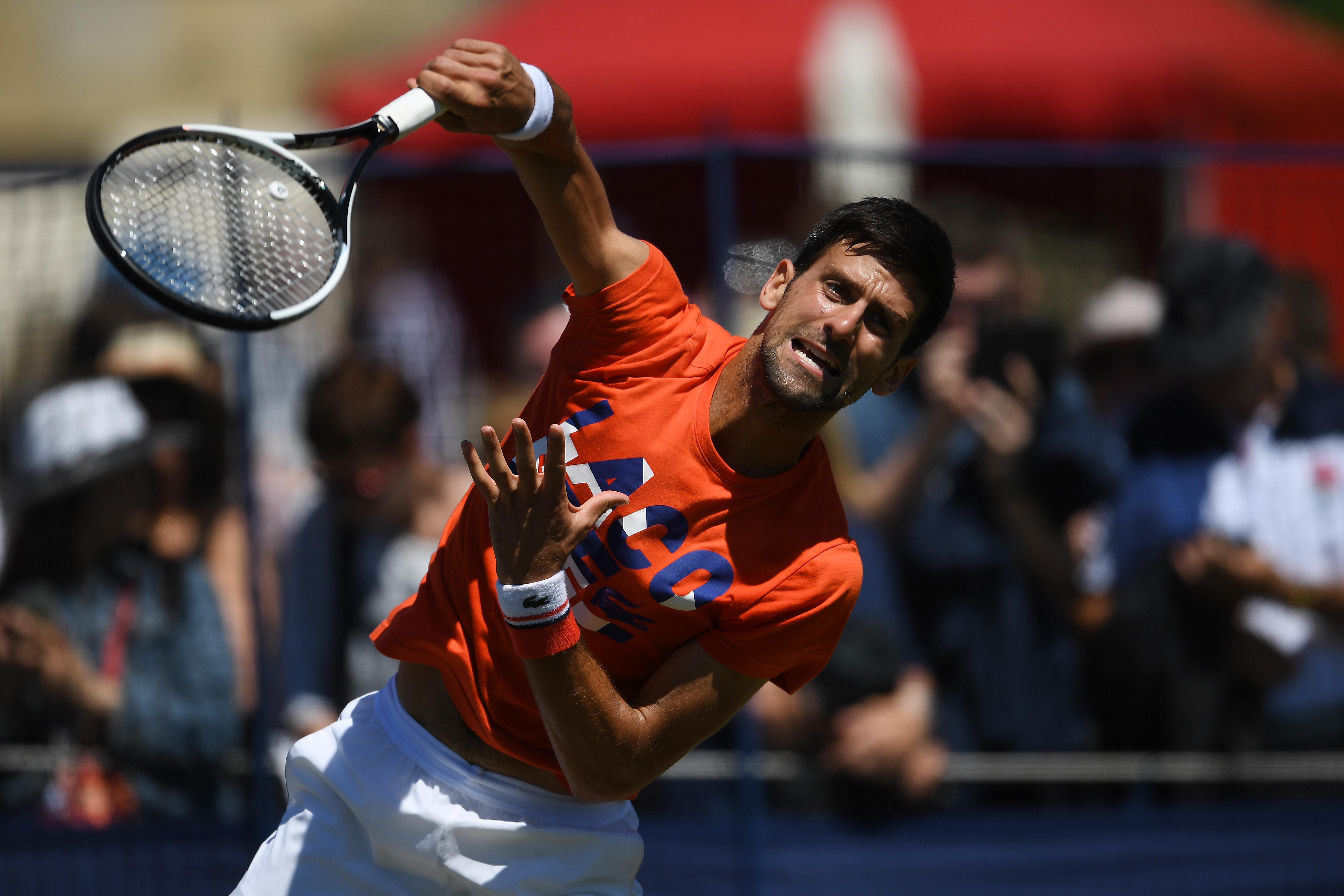 Michael Kohlmann tippt Novak Djokovic als Wimbledonsieger. 2015 konnte der Serbe das Turnier zuletzt gewinnen.