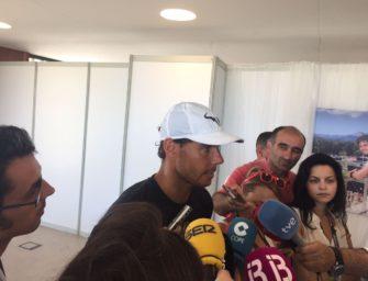 """Rafael Nadal: """"Bis zum Wimbledon-Start muss ich noch viel arbeiten"""""""