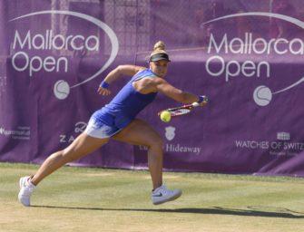 Mail aus Mallorca: Sabine Lisicki ist zurück
