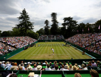 "Novak Djokovic: Lieber Eastbourne statt ""The Boodles"""