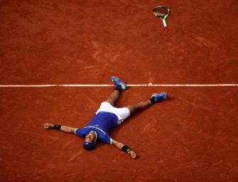 Podcast aus Paris – Tag 15: Sandplatzgott Nadal