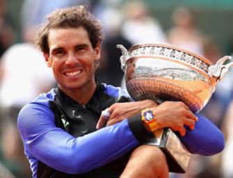 """La Decima"": Nadal gewinnt 10. French-Open-Titel"
