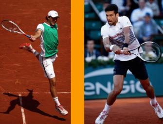 Match des Tages: Thiem gegen Djokovic
