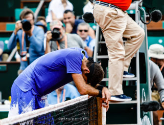 Post aus Paris: Adieu Delpo!