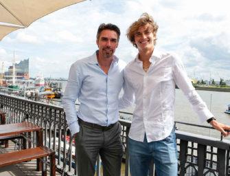 """Michael Stich: """"Es gibt eine Vereinbarung mit Alexander Zverev"""""""