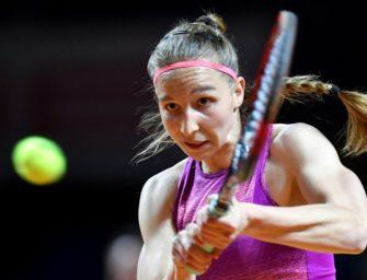 Tennis: Korpatsch in Gstaad ausgeschieden