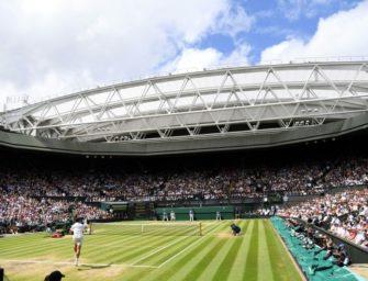 Vier Partien in Wimbledon und Paris unter Manipulationsverdacht