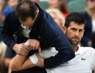 Djokovic-Vater: Comeback erst im Mai