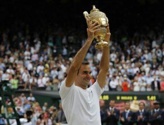 Pressestimmen zum 8. Wimbledonsieg von Roger Federer