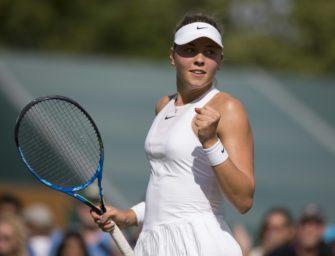 Wimbledon: Witthöft erneut in Runde 3