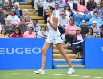 Pliskova gewinnt Wimbledon-Generalprobe in Eastbourne
